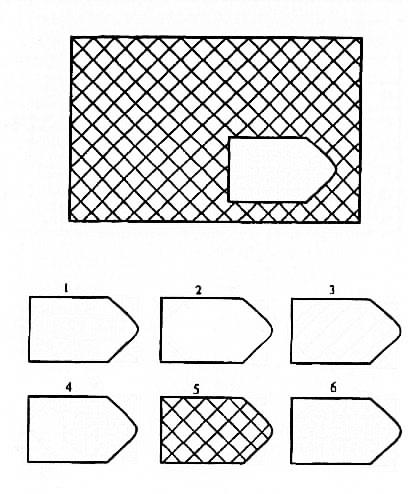 Бланк Ответов Тест Равена - фото 11